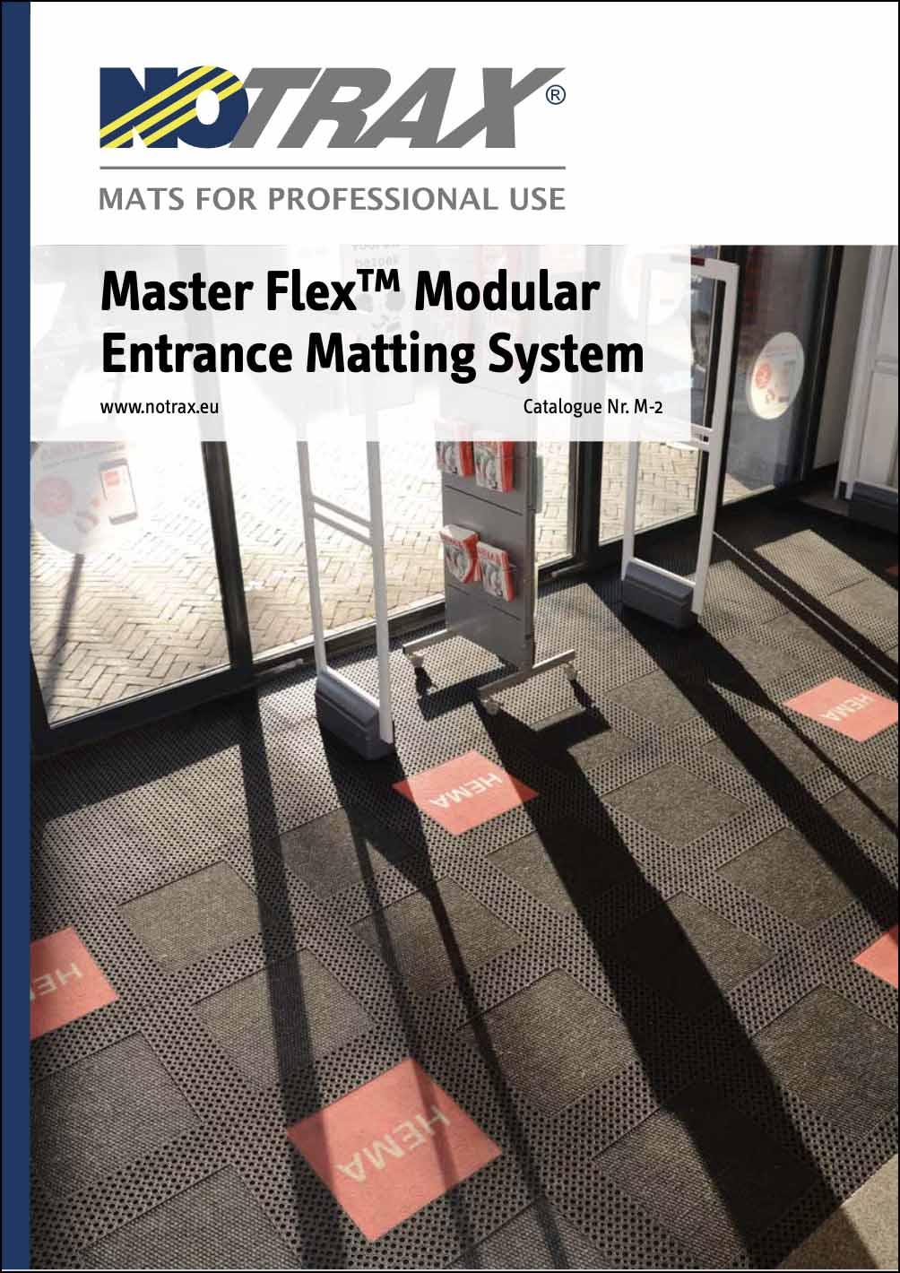 Catalog covorașe cu sistem de intrare modulară