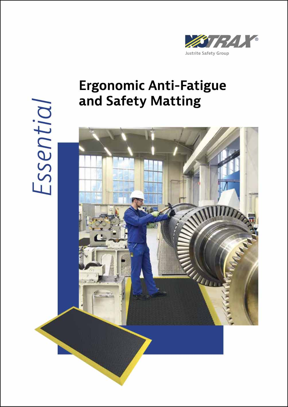 Catalog covorașe ergonomice anti-oboseală și siguranță