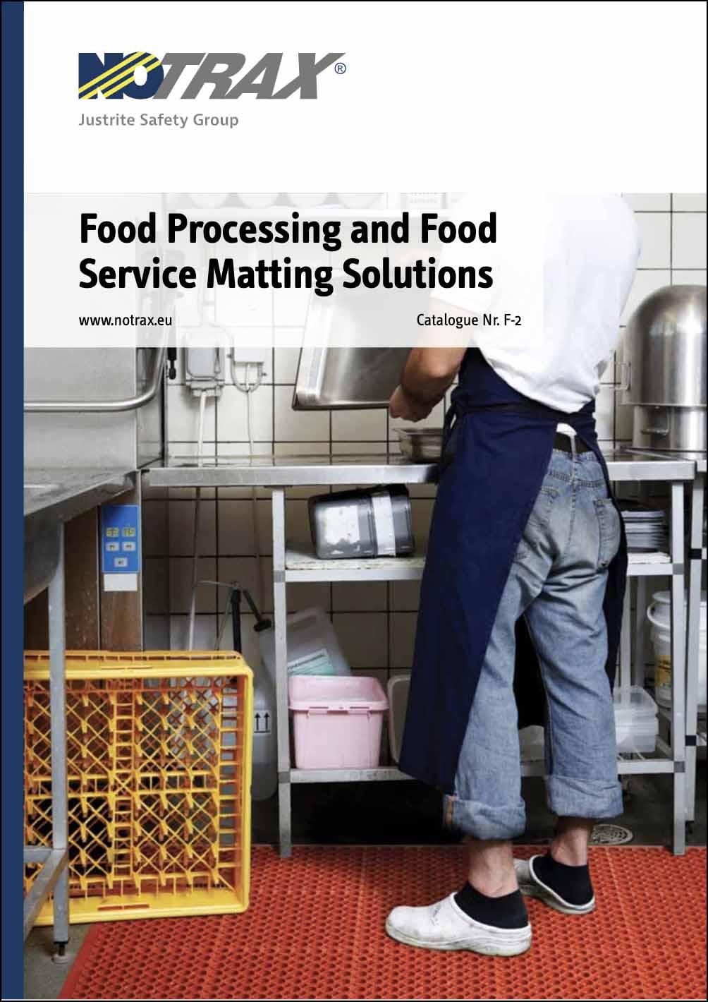 Catalog soluții de prelucrare și servire a alimentelor